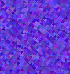Abstract mosaic pattern background design vector