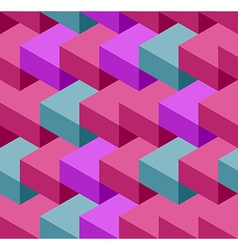 Cubes vector image vector image