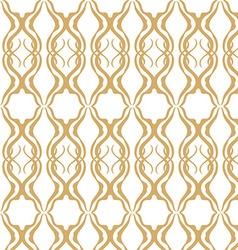 Pattern Geometric yellow vector