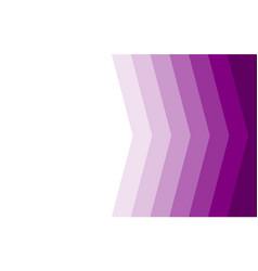purple spectrum lines corners pattern frame vector image