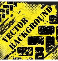 Tire tracks background vector image