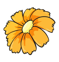 a flower vector image