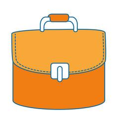 female elegant handbag icon vector image