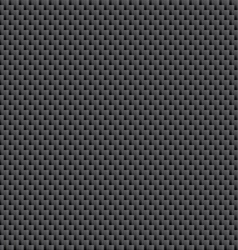 Tileable carbon fiber weave sheet pattern vector