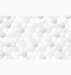 abstract gray geometric shapes on background vector image