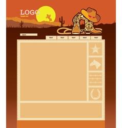 Website template background vector