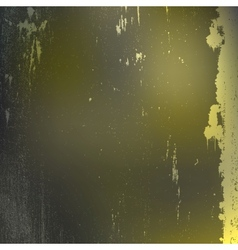 Green Vintage Texture vector image