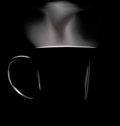 mug vector image vector image
