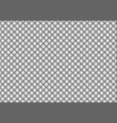 shiny glossy gray mosaic seamless background vector image