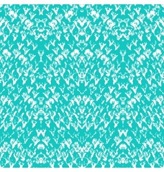 snake skin pattern made with brushstrokes vector image