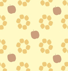 Apple background vector