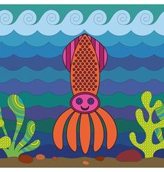 Squid vector