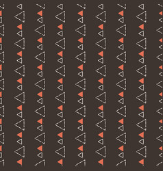 the seamless abstract pattern vector image