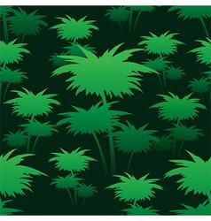 jungles pattern vector image