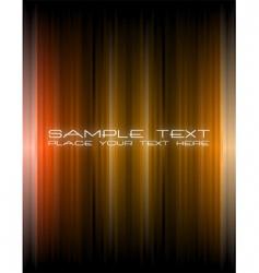 colorful stripe vector image