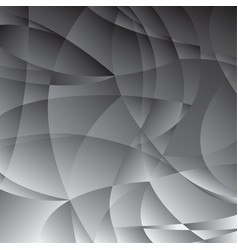 abstract black and white geometric gradient vector image