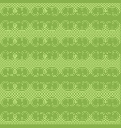 greenery seamless pattern background vector image vector image
