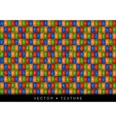 texture four color vector image