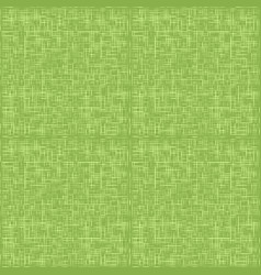 greenery sack fabric textile seamless texture vector image