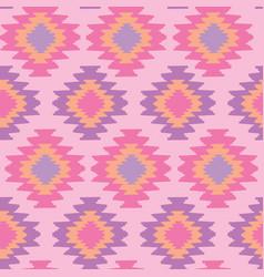 Fashion mexican navajo aztec native american vector