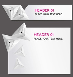 Geometric-design Infographic Template vector