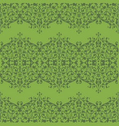 green spring seamless pattern texture vector image vector image