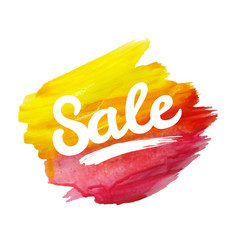 blots sale vector image