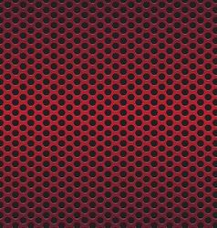 Circle red vector