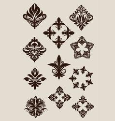 icon-decorative-set vector image vector image