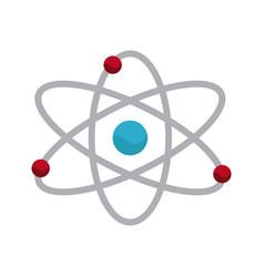 atom molecule chemistry science image vector image vector image