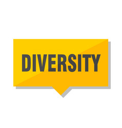 diversity price tag vector image