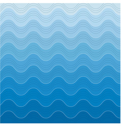 sea background absract waves background vector image