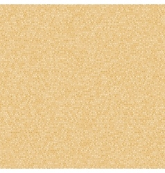 Stylized sand or cork seamless pattern vector image