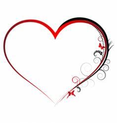 valentine backgrounds elements vector image