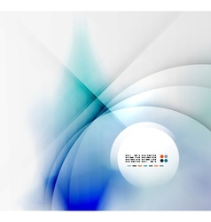 Abstract blurred wave vector image