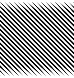 Abstract pattern with slanting diagonal lines vector