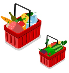 grosery shop vector image