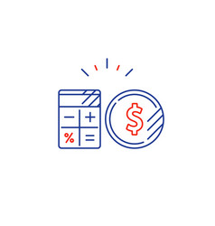Business plan pay expenses calculate budget vector