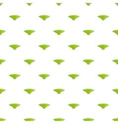 Field for baseball pattern cartoon style vector
