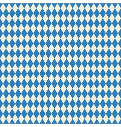 seamless texture bavarian flag vector image