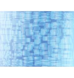 geometric hi-tech background vector image vector image