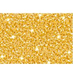 Brilliant golden background gold leaf bright vector