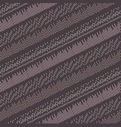 diagonal stitches seamless purple pattern vector image