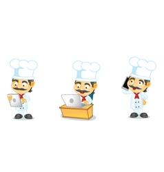 Chef 3 vector