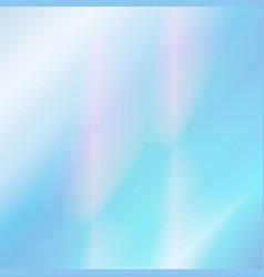 Gentle blue glowing background vector