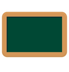 Small chalkboard vector