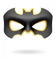 Masquerade mask vector