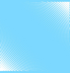light blue background with white circular vector image