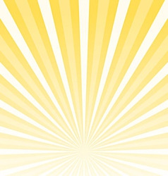 shining background horizon vector image