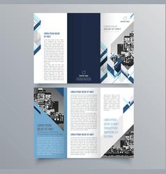 Brochure design 677 vector